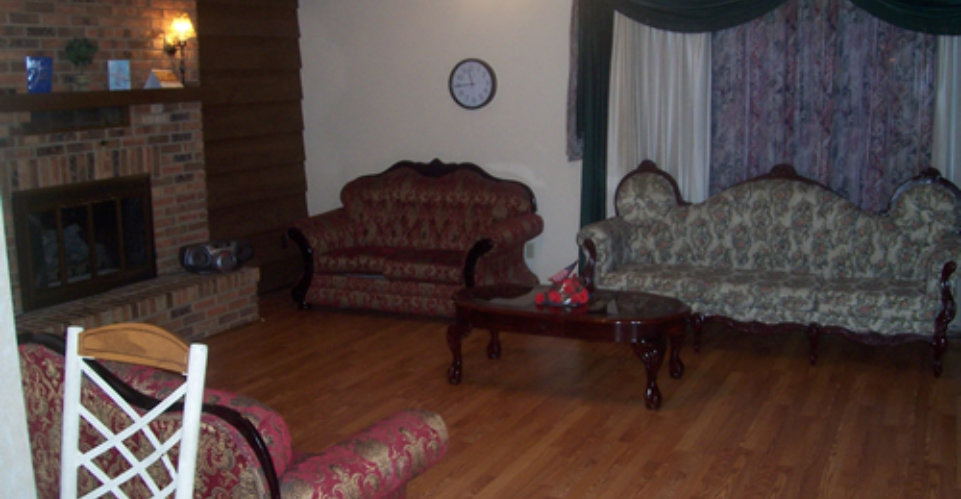 inside view of the house
